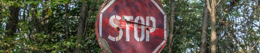 Stop rusine toxica